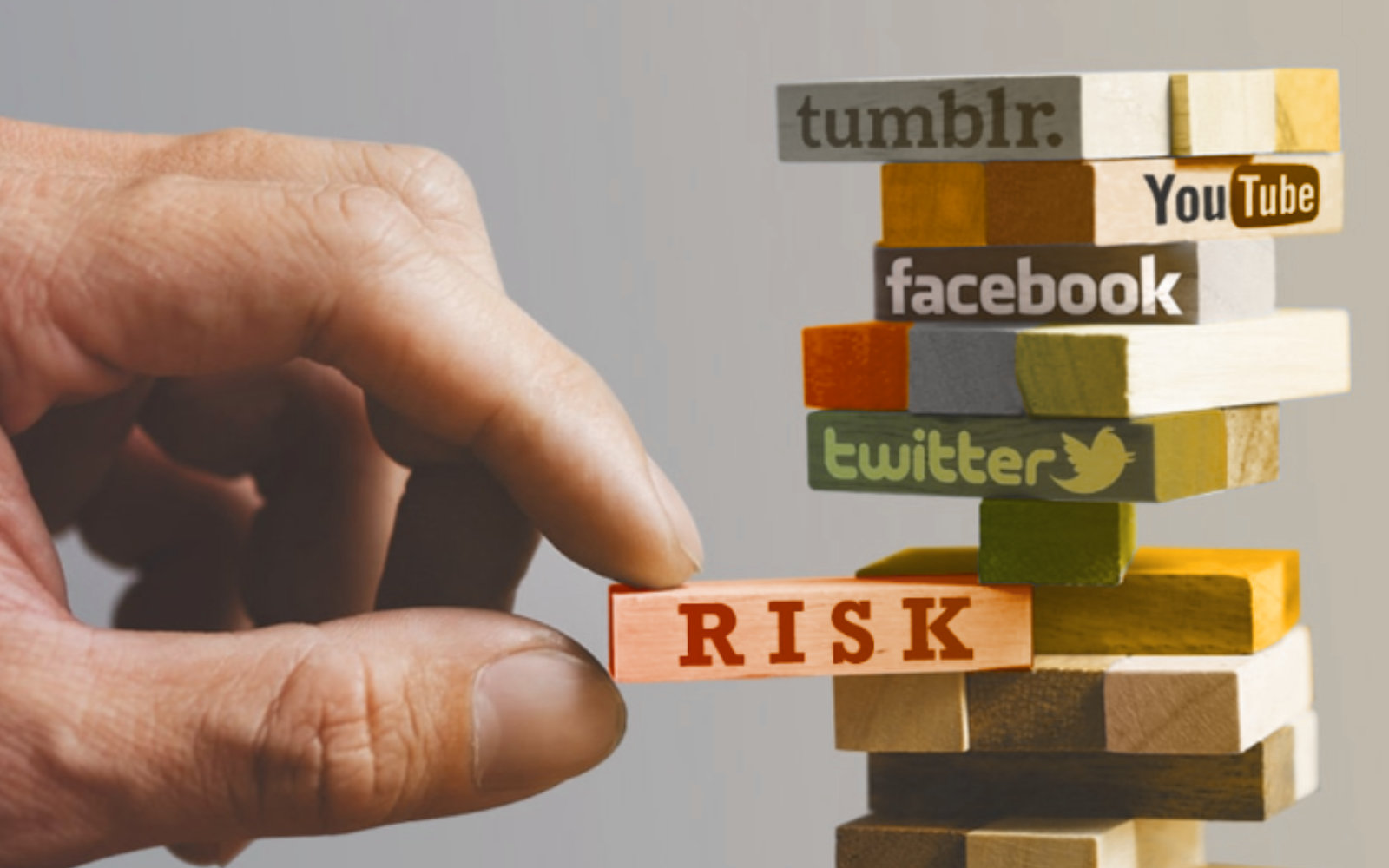saying no to social media is dangerous