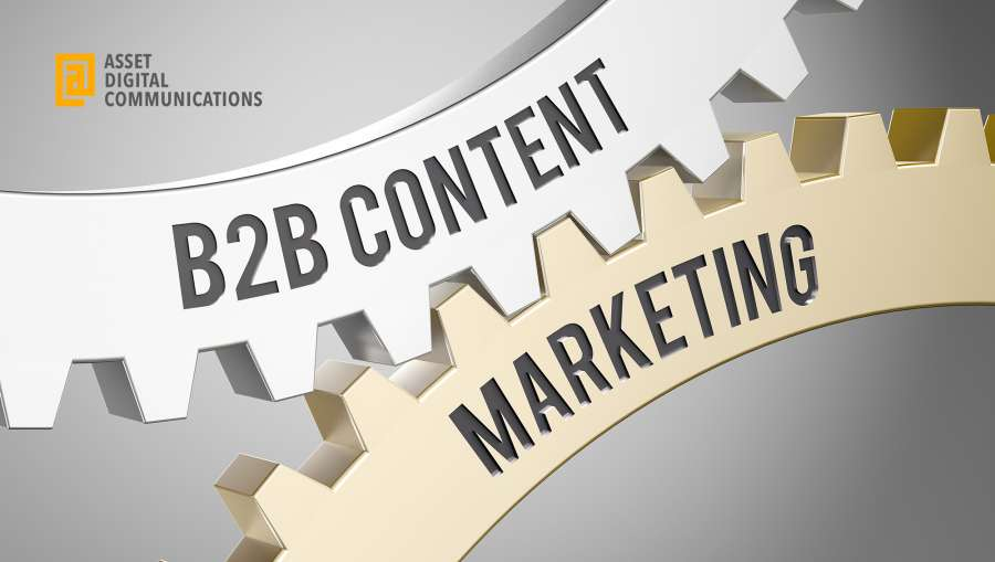 B2B Content Marketing Services